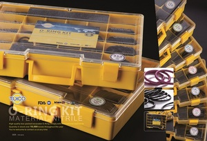 Import Oring- Yellow Box O-ring Kit